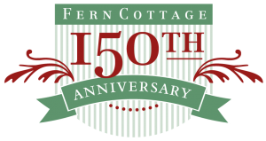 fern cottage 150th anniversary
